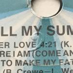 Michael Jackson - Farewell My Summer Love (LP, Album)