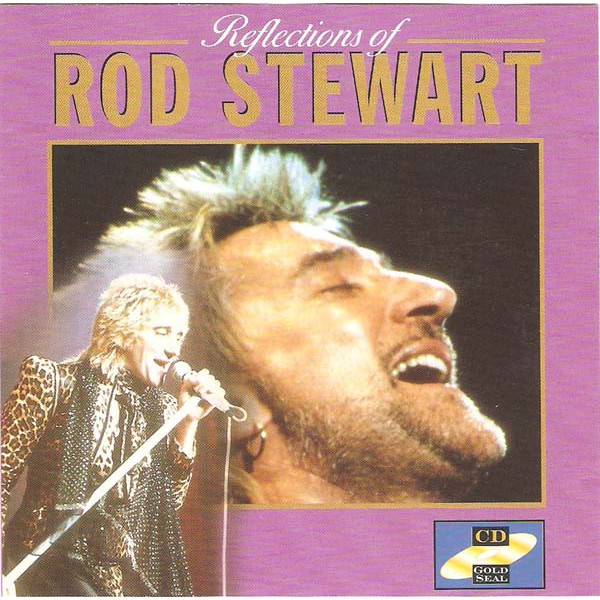 Rod Stewart - Reflections Of (CD, Comp)