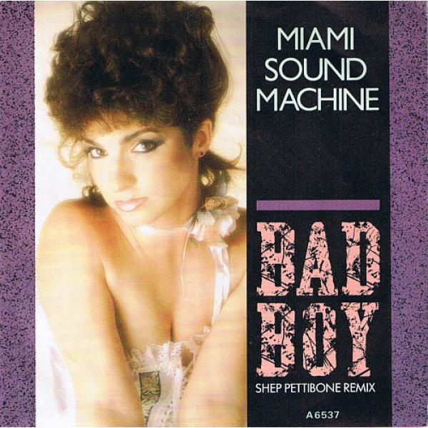 Miami Sound Machine - Bad Boy (Shep Pettibone Remix) (7