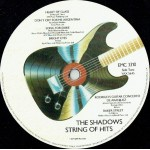 The Shadows - String Of Hits (LP, Album, Pic)