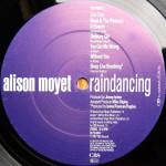 Alison Moyet - Raindancing (LP, Album)