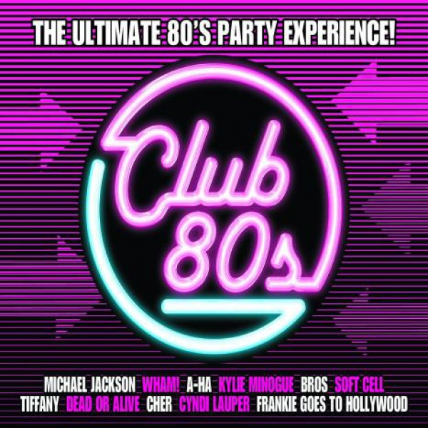Various - Club 80s (3xCD, Comp)
