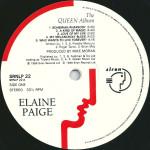 Elaine Paige - The Queen Album (LP, Album)