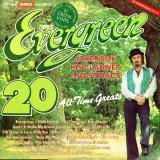 Acker Bilk His Clarinet And Strings - Evergreen (LP, Album, Ltd, Gre)