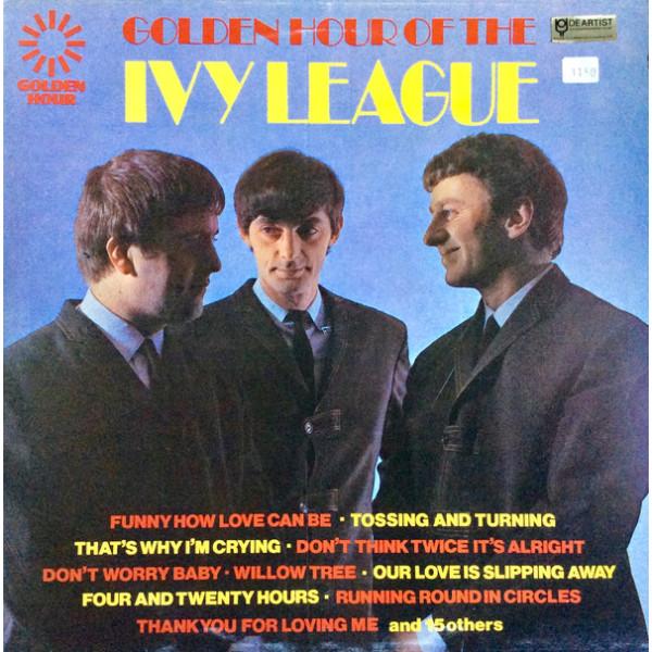 The Ivy League - Golden Hour Of The Ivy League (LP, Comp)
