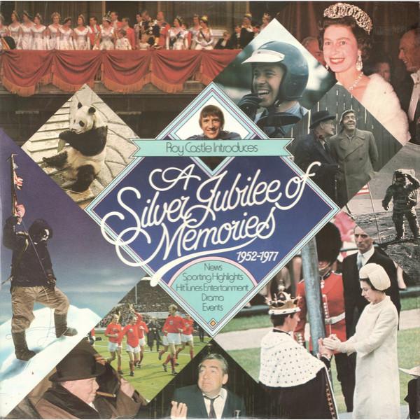 Roy Castle - A Silver Jubilee Of Memories (2xLP, Mono)