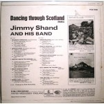 Jimmy Shand And His Band - Dancing Through Scotland (LP, Album)