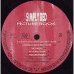 Simply Red - Picture Book (LP, Album)
