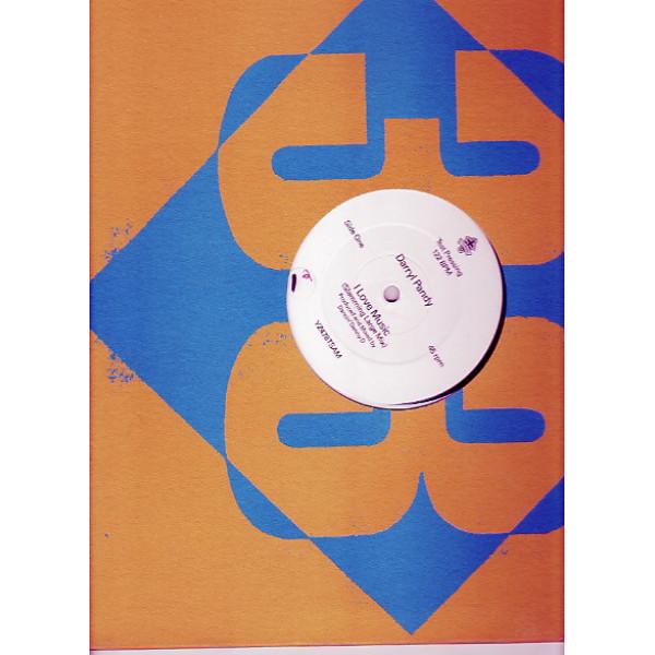 Darryl Pandy - I Love Music (12