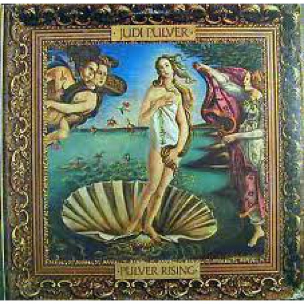 Judi Pulver - Pulver Rising (LP, Album)
