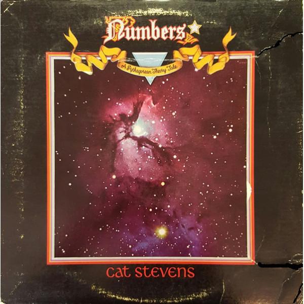 Cat Stevens - Numbers (LP, Album, Ter)