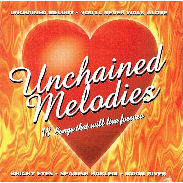 Various - Unchained Melodies (CD, Comp)