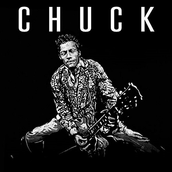 Chuck Berry - Chuck (LP Album Gat) Chuck Berry - Chuck (LP Album Gat)