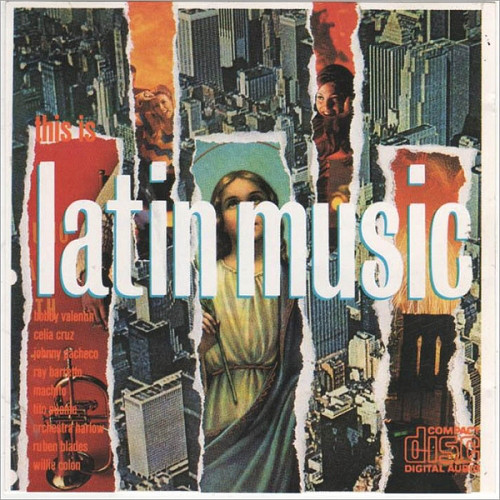 VARIOUS - THIS IS LATIN MUSIC (LP COMP) - Various - This Is Latin Music (LP Comp) - LP