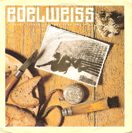 EDELWEISS - A SOUND ATTACK STRAIGHT FROM THE ALPS  - Edelweiss - A Sound Attack Straight From The Alps (7'') - 45T x 1