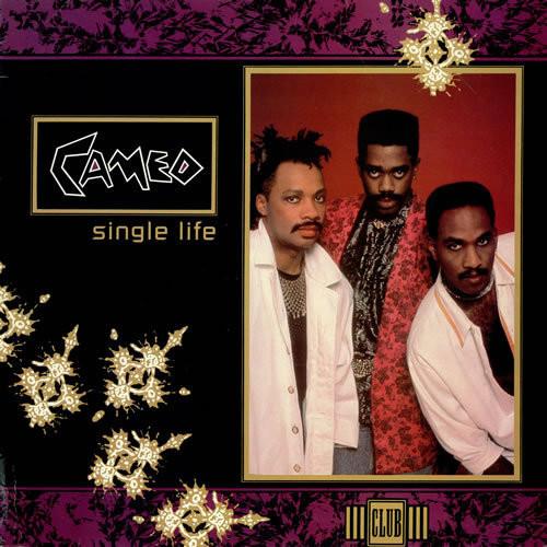 CAMEO - SINGLE LIFE (LP ALBUM) - Cameo - Single Life (LP Album) - LP
