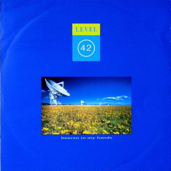 LEVEL 42 - HEAVEN IN MY HANDS (12'') - Level 42 - Heaven In My Hands (12'') - 12 inch 45 rpm