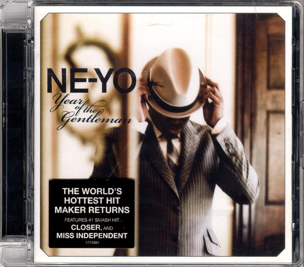Ne Yo Year Of The Gentleman Vinyl Records Lp Cd On Cdandlp