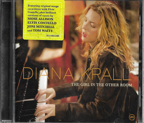 DIANA KRALL - THE GIRL IN THE OTHER ROOM (CD ALBUM - Diana Krall - The Girl In The Other Room (CD Album) - CD