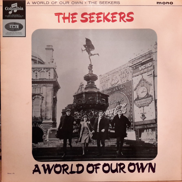 Seekers The Seekers Vinyl Records Lp Cd On Cdandlp