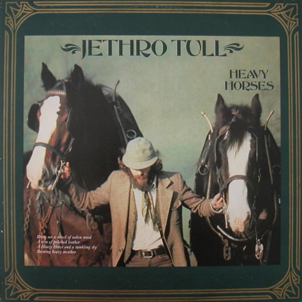 jethro tull - heavy horses (lp album) jethro tull - heavy horses (lp album)