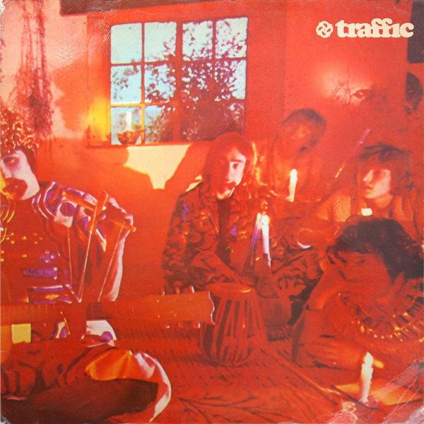 Traffic - Mr. Fantasy Vinyl