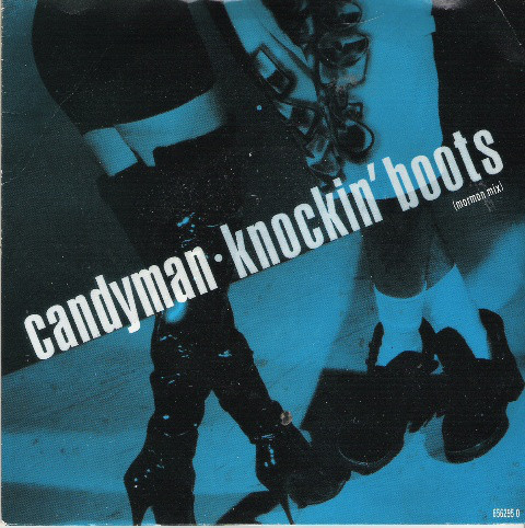 CANDYMAN - KNOCKIN' BOOTS (MORMON MIX) (7'' SINGLE - Candyman - Knockin' Boots (Mormon Mix) (7'' Single) - 7inch x 1