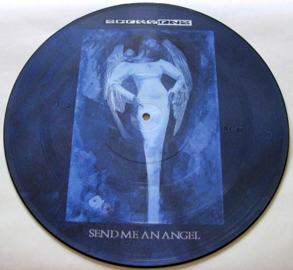 Scorpions - Send Me An Angel Vinyl