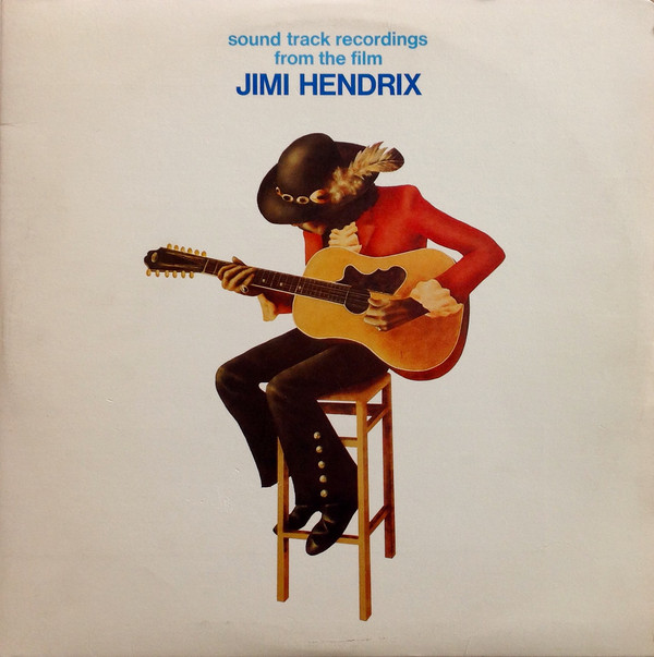 jimi hendrix - sound track recordings from the fil jimi hendrix - sound track recordings from the film ''jimi hendrix'' (2xlp)