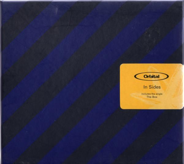 Orbital - In Sides (CD Album + Box Ltd) - Orbital - In Sides (CD Album + Box Ltd) - CD