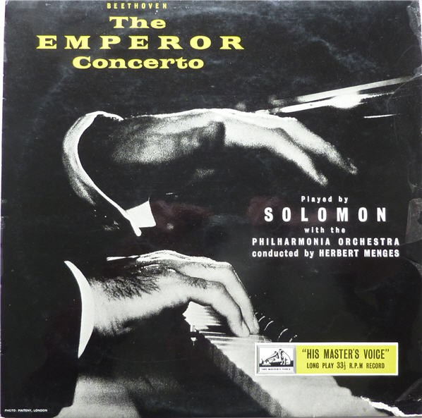 an analysis of beethovens emperor concerto What could be better than beethoven's fifth two fifths: his iconic symphony and the majestic emperor, piano concerto no 5 soloist marc-andr hamelin reigns supreme at the keyboard: his technical facility is breathtaking.