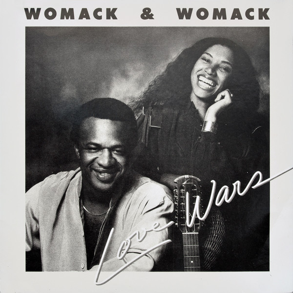 WOMACK & WOMACK - LOVE WARS (7'' SINGLE DAM) - Womack & Womack - Love Wars (7'' Single Dam) - 7inch x 1