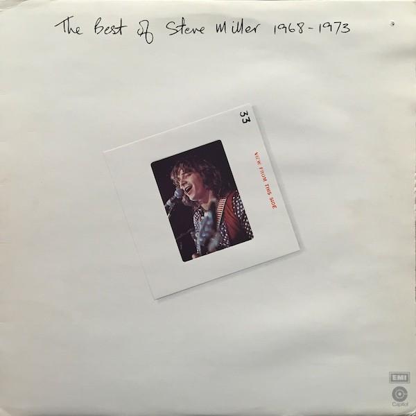 Steve Miller Band - The Best Of Steve Miller 1968-1973 EP