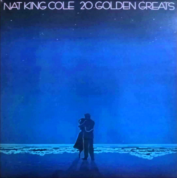 NAT KING COLE - 20 GOLDEN GREATS (LP COMP) - Nat King Cole - 20 Golden Greats (LP Comp) - LP