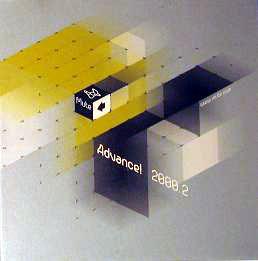 VARIOUS - ADVANCE! 2000.2 (CD COMP ENH PROMO) - Various - Advance! 2000.2 (CD Comp Enh Promo) - CD