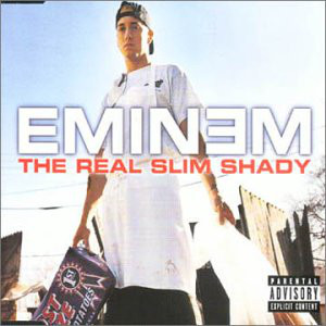 EMINEM - THE REAL SLIM SHADY (12'') - Eminem - The Real Slim Shady (12'') - LP