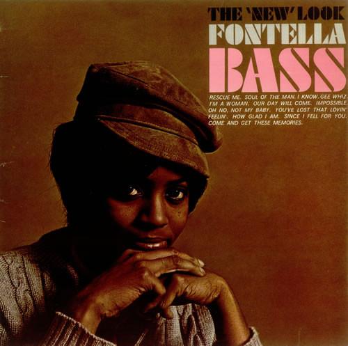 FONTELLA BASS - THE 'NEW' LOOK (LP) - Fontella Bass - The 'New' Look (LP) - LP