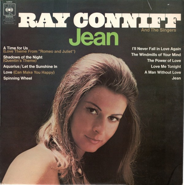 Jean - Ray Conniff & The Singers