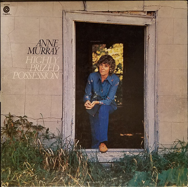 Anne Murray - Highly Prized Possession (LP Album) Anne Murray - Highly Prized Possession