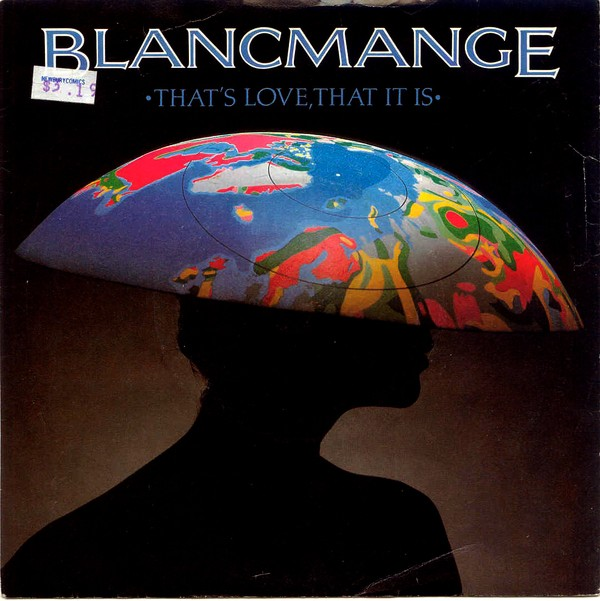 Blancmange - That's Love, That It Is Record