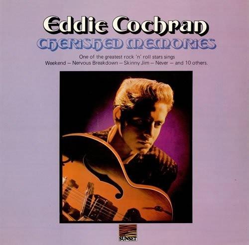 Eddie Cochran - Cherished Memories Record