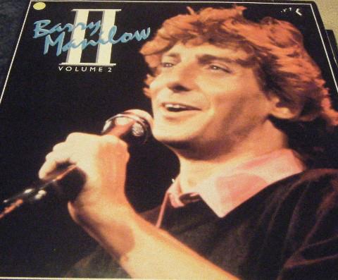 Barry Manilow - Volume II (2xLP Album Comp) - Barry Manilow - Volume II (2xLP Album Comp) - LP x 2