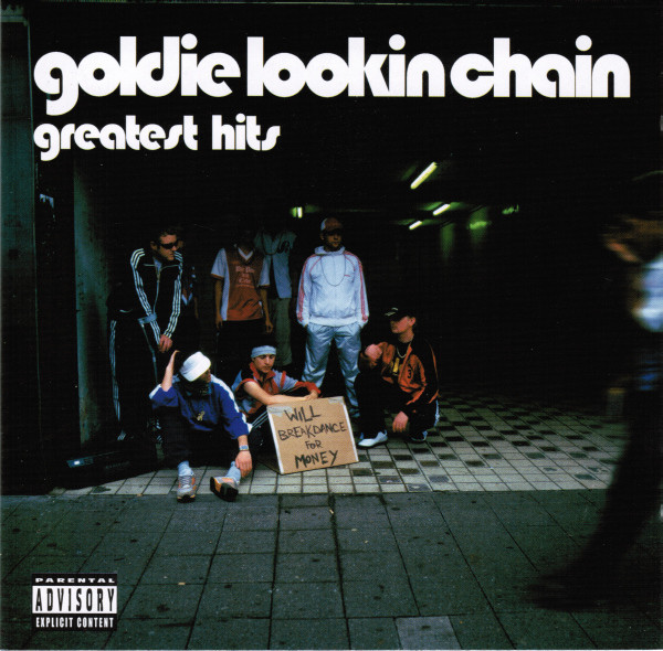 GOLDIE LOOKIN CHAIN - GREATEST HITS (CD ALBUM) - Goldie Lookin Chain - Greatest Hits (CD Album) - CD