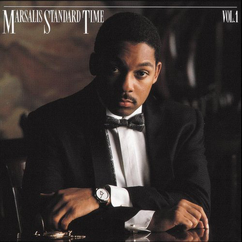 WYNTON MARSALIS - MARSALIS STANDARD TIME VOL. 1 (C - Wynton Marsalis - Marsalis Standard Time Vol. 1 (CD Album RE) - CD