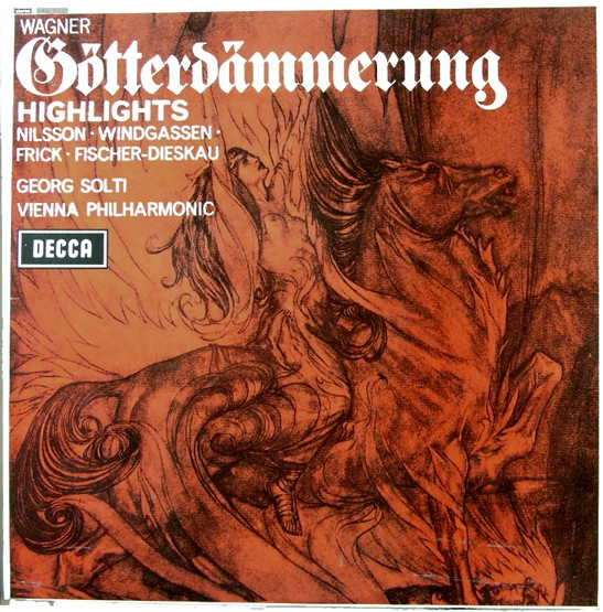 Richard Wagner - Wiener Philharmoniker, Georg Solti - Götterdämmerung - Highlights