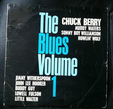 VARIOUS - THE BLUES VOLUME 1 (LP COMP MONO) - Various - The Blues Volume 1 (LP Comp Mono) - LP