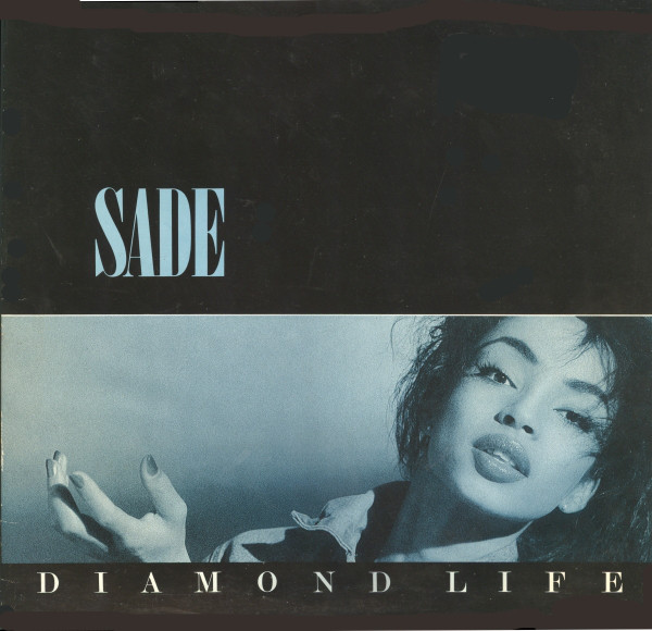 sade - diamond life (lp album gat) sade - diamond life (lp album gat)