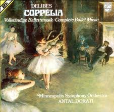 Copplia  Sylvia Ballet Suites