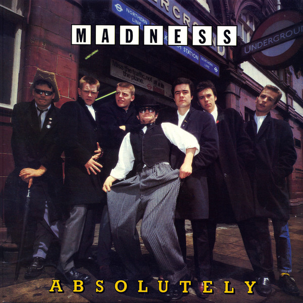 madness - absolutely (lp album) madness - absolutely (lp album)