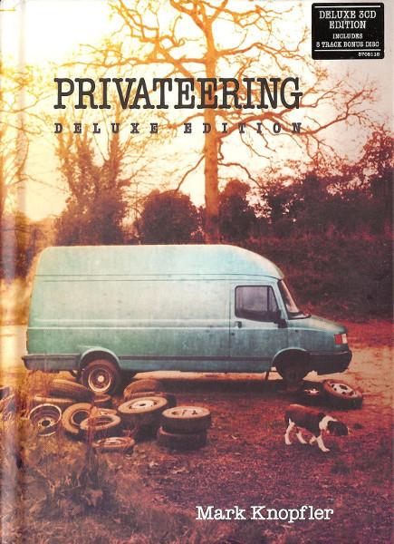 MARK KNOPFLER - PRIVATEERING (2XCD ALBUM + CD + DL - Mark Knopfler - Privateering (2xCD Album + CD + Dlx) - CD x 2